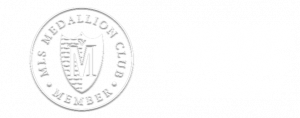 Logos for Medallion Club and Accredited Buyer Representative